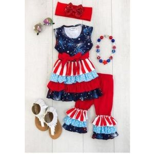 Other - 4th of July outfit